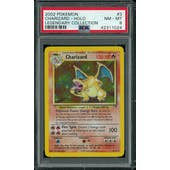 Pokemon Legendary Collection Charizard 3/110 PSA 8