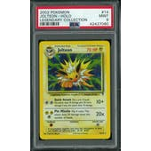Pokemon Legendary Collection Jolteon 14/110 PSA 9
