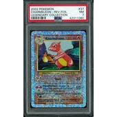 Pokemon Legendary Collection Reverse Foil Charmeleon 37/110 PSA 7
