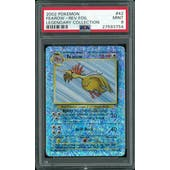 Pokemon Legendary Collection Reverse Foil Fearow 42/110 PSA 9