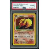 Pokemon Jungle Flareon 3/64 PSA 10 GEM MINT