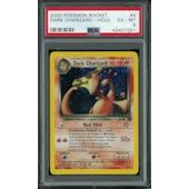 Pokemon Team Rocket Dark Charizard 4/82 PSA 6