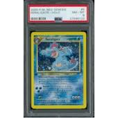 Pokemon Neo Genesis 1st Edition Feraligatr 5/111 PSA 8