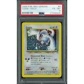 Pokemon Neo Genesis Lugia 9/111 PSA 6