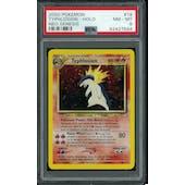 Pokemon Neo Genesis Typhlosion 18/111 PSA 8