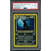 Pokemon Neo Discovery 1st Edition Umbreon 13/75 PSA 6