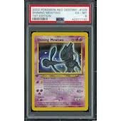 Pokemon Neo Destiny 1st Edition Shining Mewtwo  109/105 PSA 6