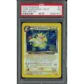 Pokemon Neo Destiny Dark Ampharos 1/105 PSA 7