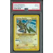 Pokemon Neo Destiny Shining Raichu 111/105 PSA 2