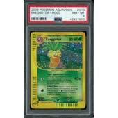 Pokemon Aquapolis Exeggutor H10/H32 PSA 8