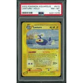 Pokemon Aquapolis Lanturn H15/H32 PSA 8