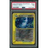 Pokemon Aquapolis Steelix H23/H32 PSA 7