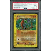 Pokemon Aquapolis Sudowoodo H24/H32 PSA 9