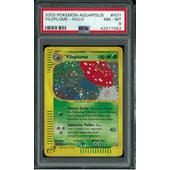 Pokemon Aquapolis Vileplume H31/H32 PSA 8
