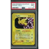 Pokemon Aquapolis Zapdos H32/H32 PSA 9