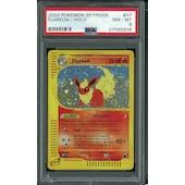 Pokemon Skyridge Flareon H7/H32 PSA 8