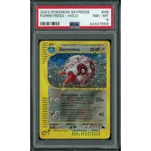 Pokemon Skyridge Forretress H8/H32 PSA 8