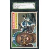 1956 Topps Baseball #30 Jackie Robinson GB SGC 60 (EX) *1008