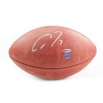 Allen Robinson Autographed Chicago Bears DUKE NFL Football (DACW COA)