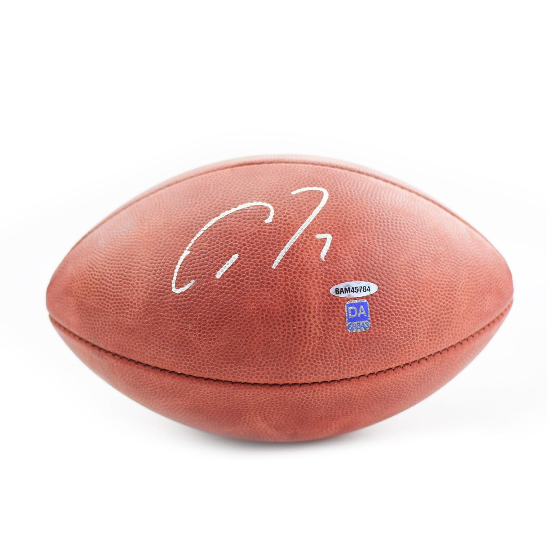 reputable site 6b2bf 51cea Allen Robinson Autographed Chicago Bears DUKE NFL Football (DACW COA)
