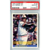 1984 Donruss Baseball #106 Cal Ripken Jr. PSA 10 (GM-MT) *8408