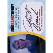 The Big Bang Theory Seasons 6 & 7 CB2 Christine Baranski Autographed Card (Cryptozoic) (Reed Buy)