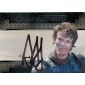 Game of Thrones Valyrian Steel Alfie Allen Theon Greyjoy Autographed Card (2017 Rittenhouse) (Reed Buy)