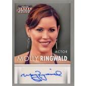 Panini Americana Molly Ringwald Autographed Card (2015) (Reed Buy)