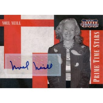 Panini Americana Noel Neill Autographed Card #/29 (2011) (Reed Buy)