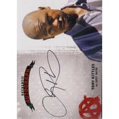 Sons of Anarchy Seasons 4 & 5 Tory Kittles Laroy Wayne Autographed Card (2015 Cryptozoic) (Reed Buy)
