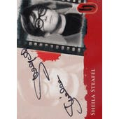 Hammer Horror Series 2 Sheila Steafel Autographed Card (2010 Strictly Ink) (Reed Buy)