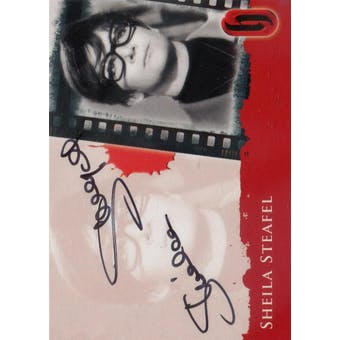 Hammer Horror Series 2 Sheila Steafel Autograph (2010 Strictly Ink) (Reed Buy)