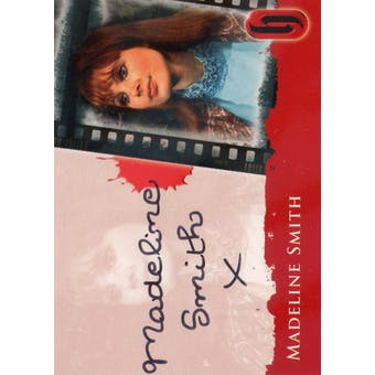 Hammer Horror Series 2 Madeline Smith Autographed Card (2010 Strictly Ink) (Reed Buy)