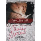 American Horror Story James Cromwell Dr. Arthur Arden Autographed Card (2015 Breygent) (Reed Buy)