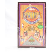 1991/92 Upper Deck Hi # Basketball Hobby Box (Reed Buy)