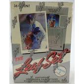 1990 Leaf Series 1 Baseball Wax Box (Reed Buy)