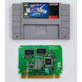 Super Nintendo (SNES) Mega Man X2 Cartridge