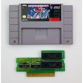 Super Nintendo (SNES) Ninja Warriors Cartridge