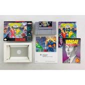 Super Nintendo (SNES) Battletoads & Double Dragon The Ultimate Team Boxed Complete