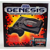 Sega Genesis Console Streets of Rage 2 Bundle NEW CIB