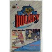 1993/94 Topps Premier Series 1 Hockey Wax Box (Reed Buy)