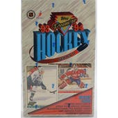 1993/94 Topps Premier Series 2 Hockey Wax Box (Reed Buy)