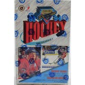 1993/94 O-Pee-Chee Premier Series 1 Hockey Wax Box (Reed Buy)