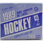 1988/89 O-Pee-Chee Hockey Factory Set (Reed Buy)