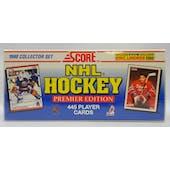 1990/91 Score U.S. Hockey Factory Set (Reed Buy)