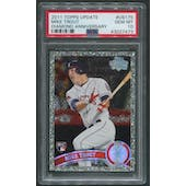 2011 Topps Update Baseball #US175 Mike Trout Diamond Anniversary Rookie PSA 10 (GEM MT)
