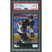 2005/06 Fleer Ultra Hockey #251 Sidney Crosby Rookie PSA 10 (GEM MT)