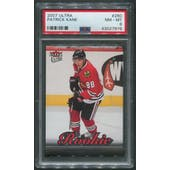 2007/08 Fleer Ultra Hockey #260 Patrick Kane Rookie PSA 8 (NM-MT)