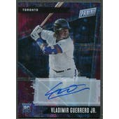 2019 Panini Father's Day #VG Vladimir Guerrero Jr. Rookie Auto #1/1