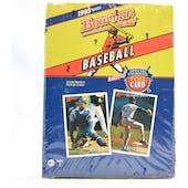 1993 Bowman Baseball Hobby Box (Reed Buy)